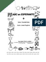ABC en Esperanto
