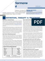 HormoneTreatment Brochure