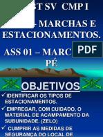 Marchas e Estacionamentos Ass. 1
