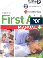 First Aid Manual - 9th Edition Revised