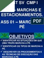 Marchas e Estacionamentos Ass. 2