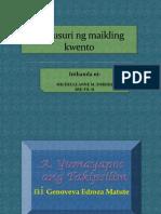 (ENRERA) Yumayapos Ang Takipsilim