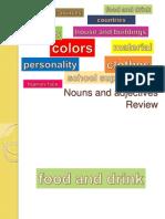 0 Ok Noun Adjective Review 2 Food Drink Com Efeitos