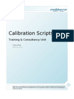 Calibration Scripts