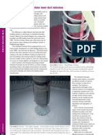 Minimising dust emissions in bulk materials handling.