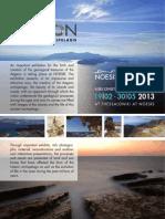 Newsletter - Aegeon - Birth of an Archipelago