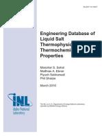 Molten Salt Engineering Database - 4502650