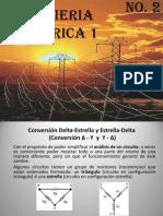 Ing. Eléctrica 1 Presentación 2
