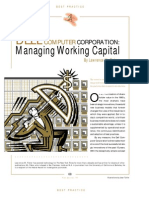 Dell Managing Working Capital