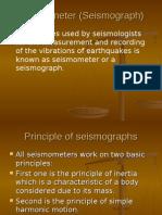 Seismometer Presentation