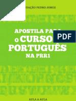 Apostila Curso de Português