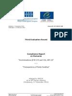 2013 GRECO Raport Anticoruptie