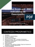 Balanced Scorecard - BSC - Indicadores de desempenho