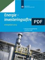 Energie Investeringsaftrek - Energielijst 2013_1