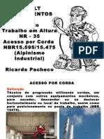 acesso_por_corda SEGALT TESTE 03 APRESENTAÇÃO