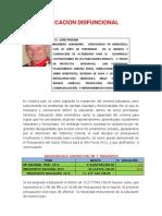2.- EDUCACION DISFUNCIONAL