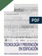 Tecnologia y Prevencion en Edificacion