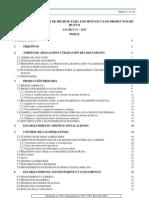 Codex Alimentarius. Codigo de Practicas Higienicas Para Huevos