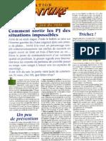 AIDE - Comment Sortir Les PJ Des Situations Impossibles
