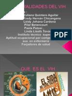 Proyecto Educativo Vih Yuliana