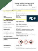 Ficha Resina Petrobras Cuidados