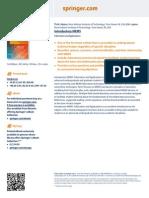 productFlyer_978-0-387-09510-3