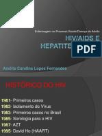 Apresentação aids hepatites leptospirose