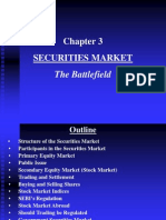 Chapter 3 Securities Market