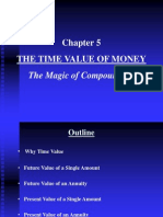 Chapter 5 the Time Vallue of Money