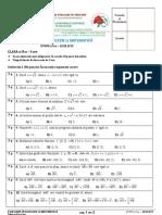 Clasa 9 4ore Subiecte Etapa II Eval in Ed 2009-2010
