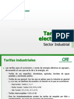 Tarifa Selectric as c Fe