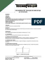 ANEXO III - Procedimento Solda CVS