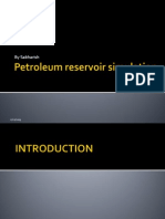 Petroleum Reservoir Simulation