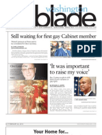 washingtonblade.com - volume 44, issue 8 - february 22, 2013