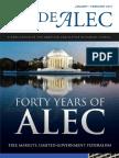 Inside ALEC January/February 2013