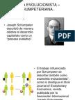 Teoría Evolucionista – Schumpeteriana