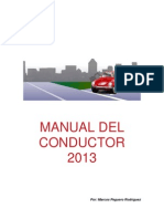 Manual Del Conductor 2013