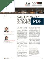 Investir Em Angola as Novas Regras de Contratacao Publica