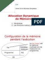 Allocation Dynamique Memoire