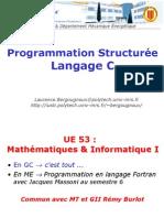 Prog Structuree