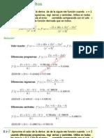 Tema1 Resueltos Calculo Numerico DerivadasG