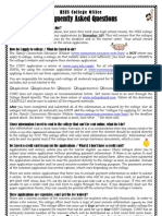 FAQ Flyer