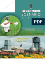 Indian Fertilizer Scenario