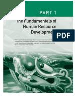 Fundamentals of HRD