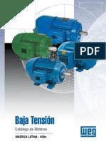 Motores Baja Tension