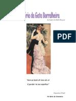 """Guião """"História da Gata Borralheira"""" de Sophia de Mello Breyner"""