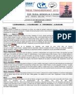 01. Tren Transiberiano Rusia Monglia y China 2013 15diasterrestre