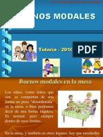 Buenos Modales