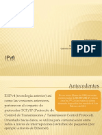 Unidad VI - IPv6.pptx