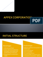 Appex Corporation